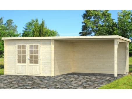 Casetta da giardino in legno d 39 abete nordico 28mm cm for Perline legno obi